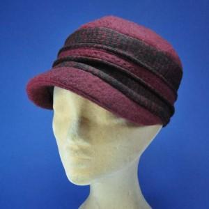 casquette laine femme