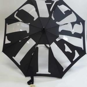 parapluie canne imprimé jean paul gaultier