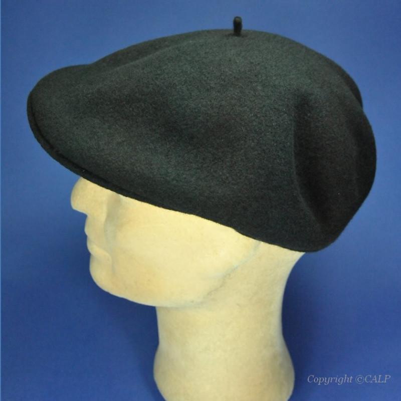BERET casquette noir Basque