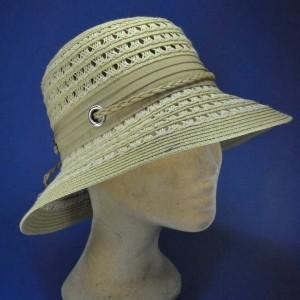 Chapeau de plage femmes