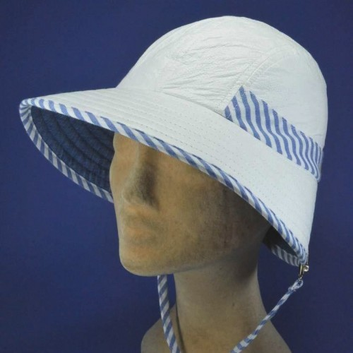 Casquette visiére protection anti-UV SOWAY