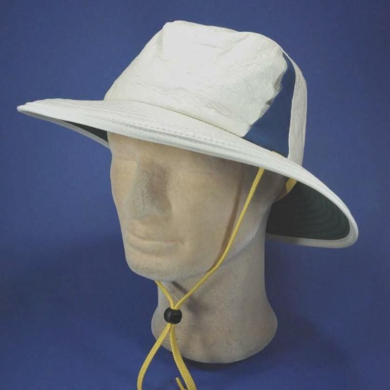 Chapeau anti UV collection Loïck PEYRON