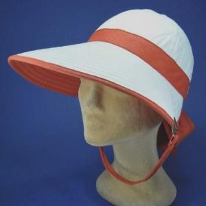 Casquette visiére trés haute protection SOWAY anti-UV