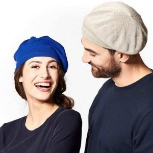 Béret coton LAULHERE femme et homme
