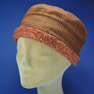 Toque polyester femme