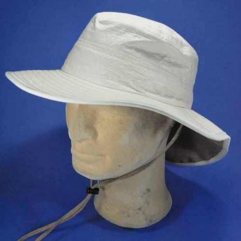 chapeau de brousse anti-UV fabrication Francaise