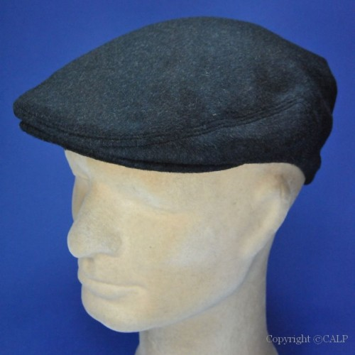 casquette homme loden anthracite