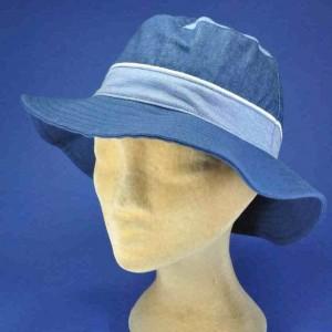Chapeau bob de plage femme