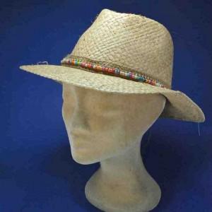 Chapeau paille femme traveler
