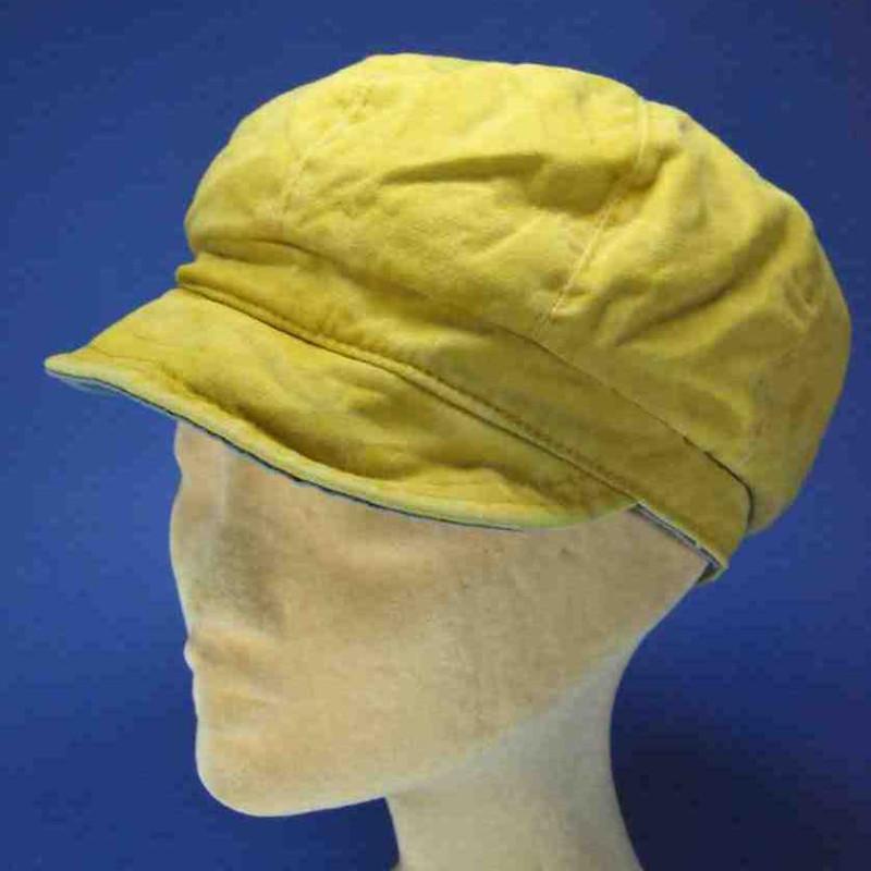 Gavroche casquette cubaine réversible