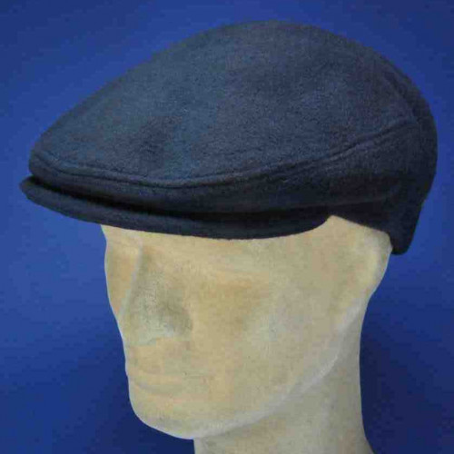 Casquette laine cashemere forme anglaise
