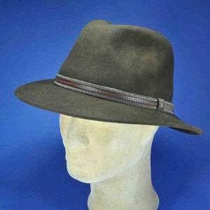 Chapeau feutre laine