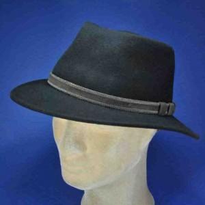 Chapeau feutre petit bord