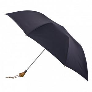 piganiol Parapluie pliant bleu marine