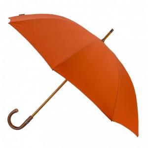 Parapluie aurillac orange