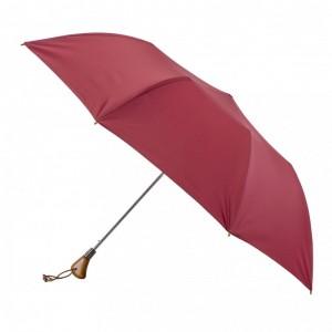 piganiol Parapluie pliant  bordeaux