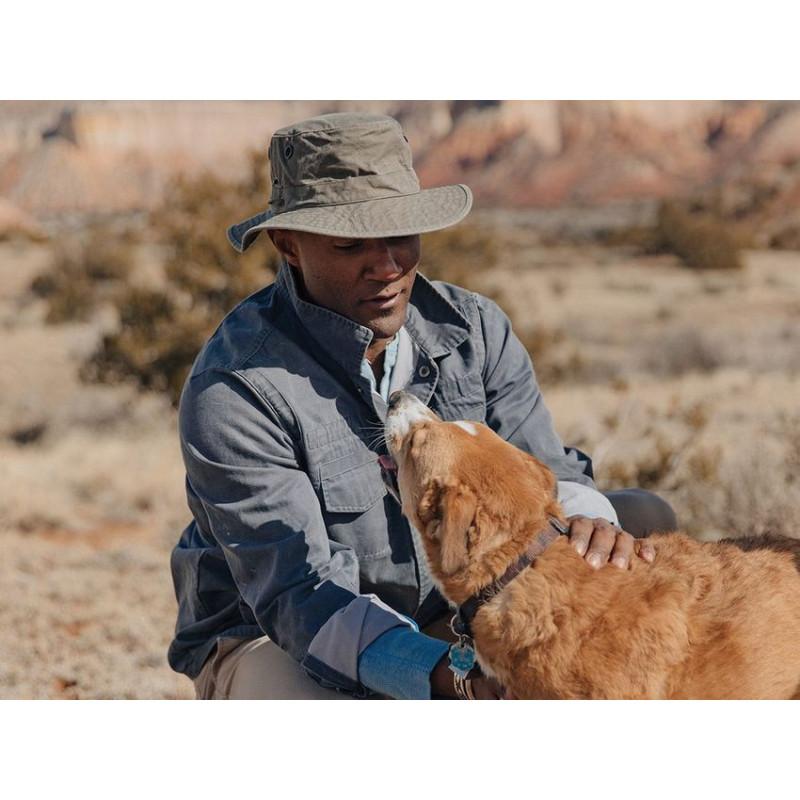 TILLEY ® chapeau safari globe trotteur