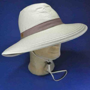 Chapeau de randonnée mixte ANTI-UV