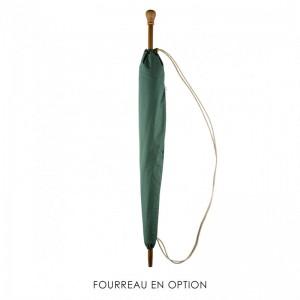 Fourreau de parapluie de berger vert