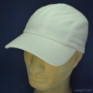 casquette homme blanche Hélix