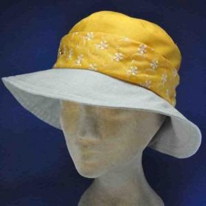 Chapeau Bob coton imprimé
