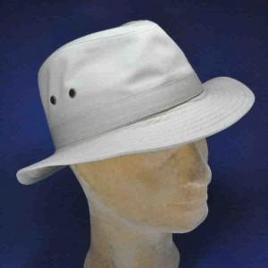 chapeau en coton délavé homme et femme