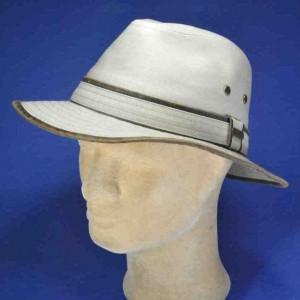 chapeau en coton bicolore homme et femme