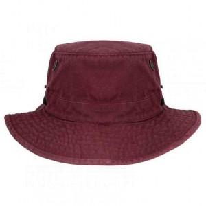 TILLEY ® T3W chapeau safari globe trotteur bordeaux