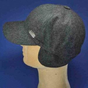casquette laine protége oreilles hommes