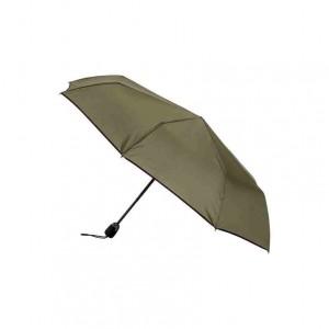 Parapluie femme pliant cyprés finition prune