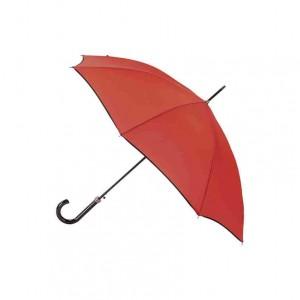 Parapluie femme rouge fabriqué en FRANCE