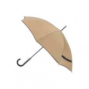 Parapluie femme beige fabriqué en FRANCE