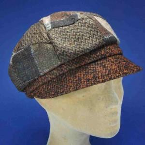Gavroche casquette hiver femme
