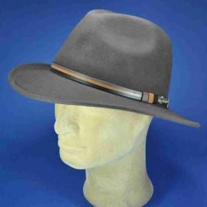 Chapeau feutre de laine homme
