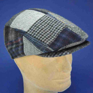 casquette gatsby patch homme