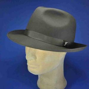 chapeau feutre roulable et pliable