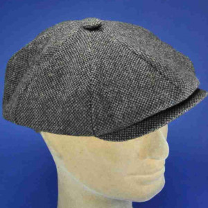 casquette  peaky blinders pure laine