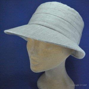 casquette très longue visière femme