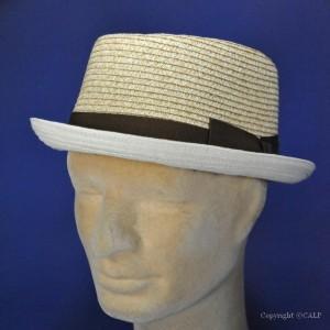 Chapeau bord relevé homme