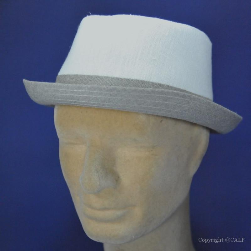 Chapeau homme mode été