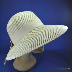Chapeau grand bord plage