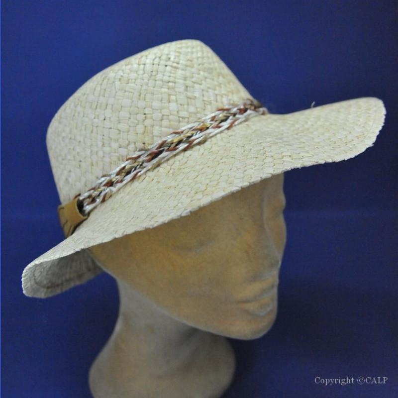 casquette en paille femmes