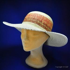 Chapeau grand bord femme