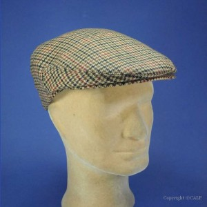 casquette anglaise cashmere homme