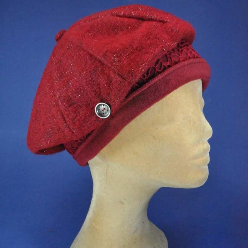 Bonnet fashion femmes