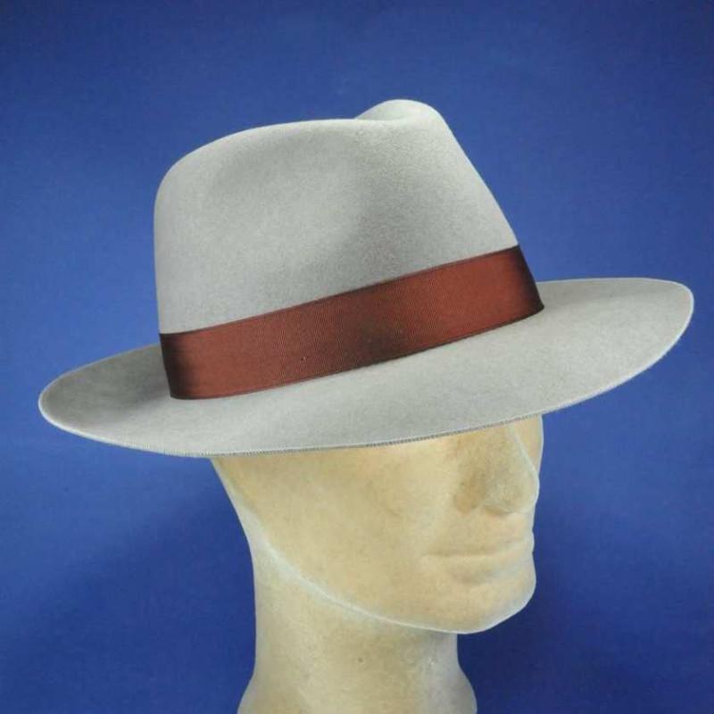 Chapeau feutre poil de CASTOR SIGNES