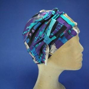 turban chimiothérapie pour les femmes