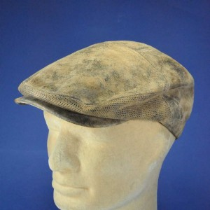 casquette cuir yonkers