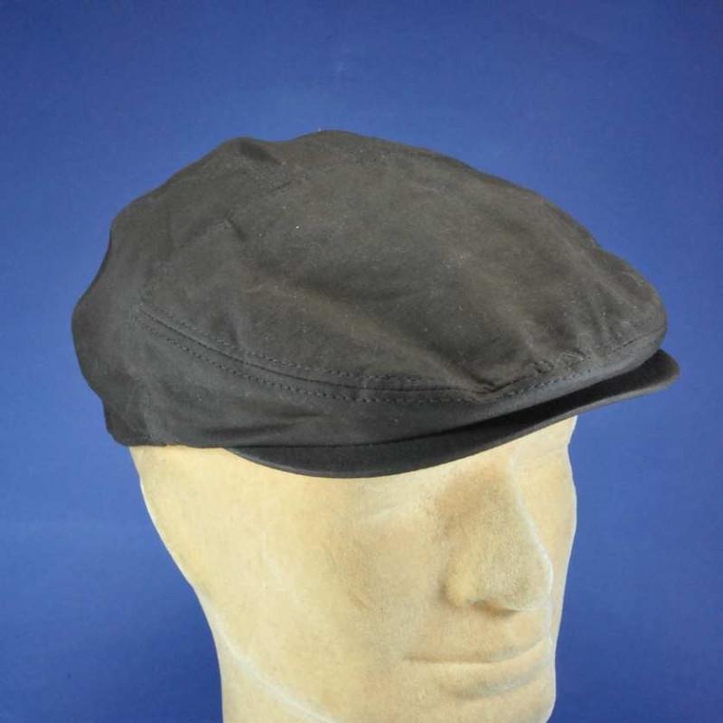 casquette coton huilé avec protége oreilles