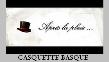 Casquette basque